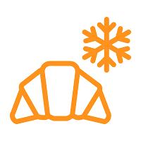冷凍スポンジ・クッキー・パン