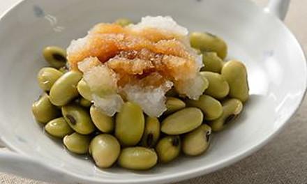 丸ひたし豆のおつまみレシピ