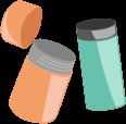 保温タイプの容器(スープジャー・魔法瓶など)
