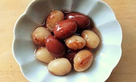 いんげん豆のふっくら甘煮