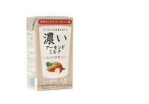 濃いアーモンドミルク(ほんのり黒糖入り)