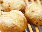 メープル風味食パンミックス使用【レーズンシュガーパン】