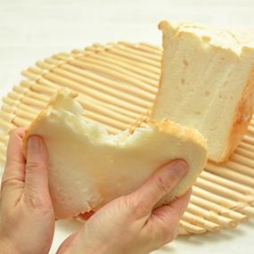 ミズホチカラの100%米粉食パン