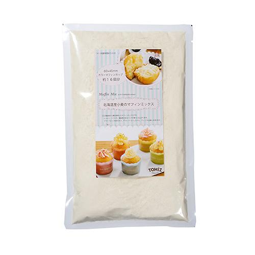 北海道産小麦のマフィンミックス / 400g