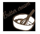 Butter cream