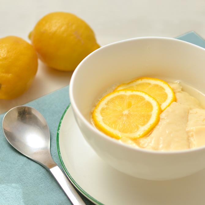 レモン豆花