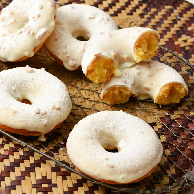 揚げない台湾ドーナツ