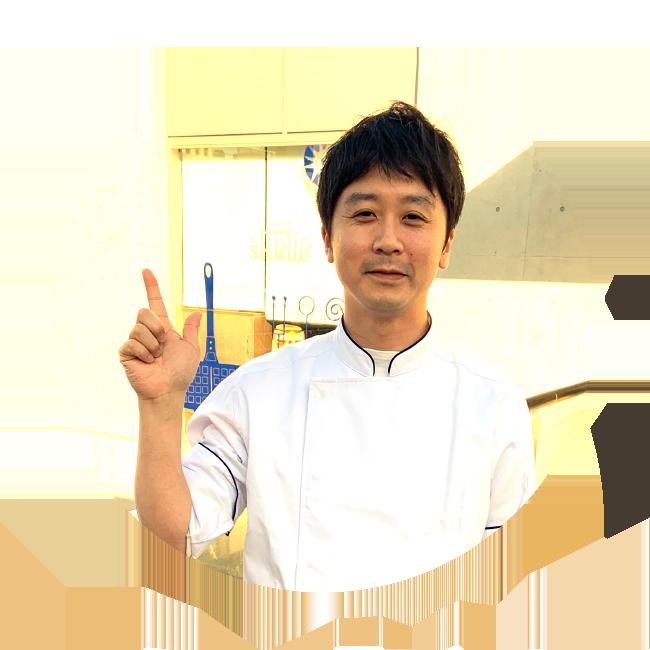 TOMIZ×cuocaスタジオ馬渡講師