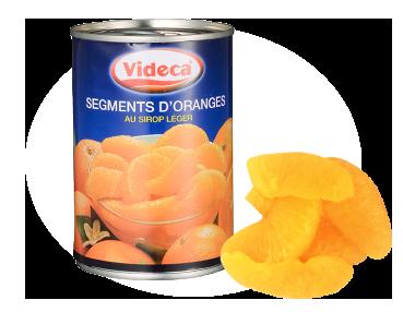 オレンジセグメント