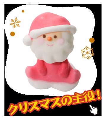 クリスマスの主役!