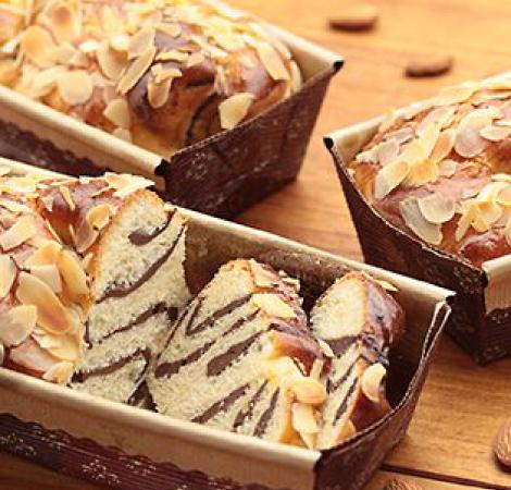チョコロールブレッド