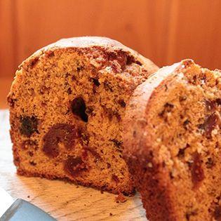 米粉100%のフルーツバターケーキ
