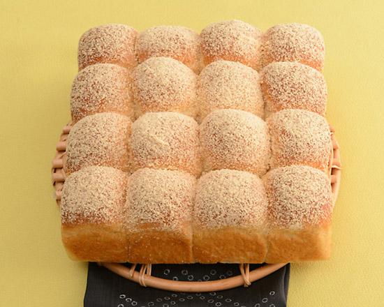 和三盆のちぎりパン