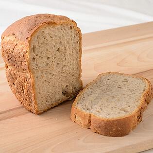 ライ麦粉入り食パン