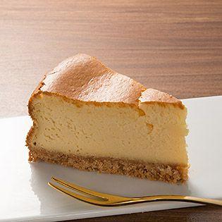 胡麻のチーズケーキ