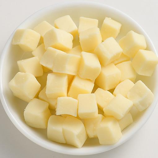 ロルフ ダイスカット(サイコロ)チーズ 8mm
