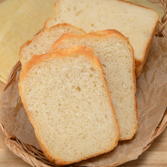 丸麦のミルクブレッド