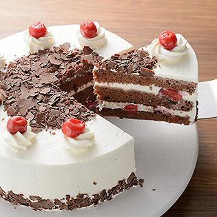 キルシュワッサーを使ったケーキ
