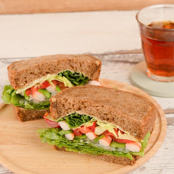 マルチシリアル食パン