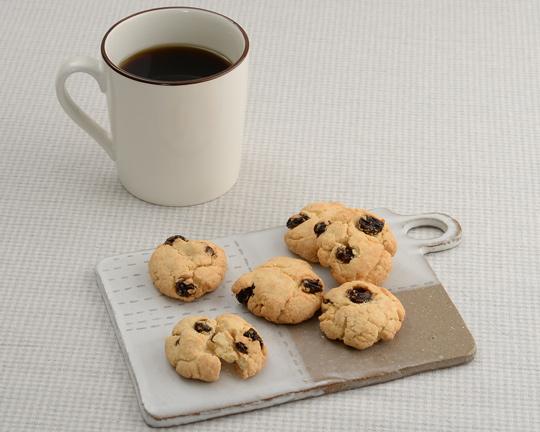 おからパウダーを使用したクッキー