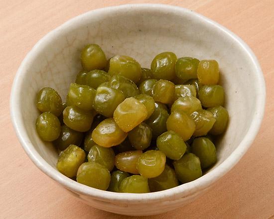 うぐいす豆の甘納豆