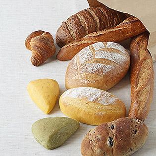 白神こだま酵母を使ったパン