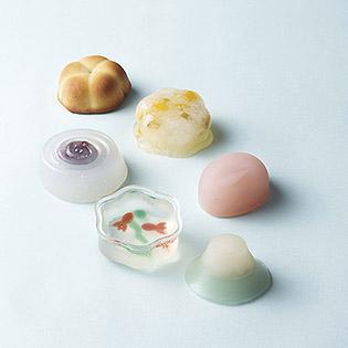 和菓子のシリコン型