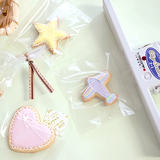 クッキーの保存方法