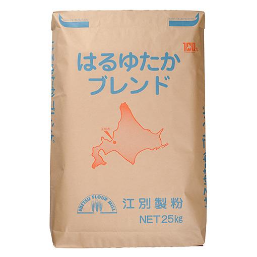 春豊(はるゆたか) ブレンド (江別製粉) / 25kg