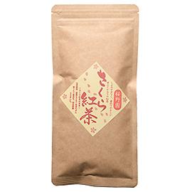 桜野園 さくら紅茶(リーフタイプ) / 60g