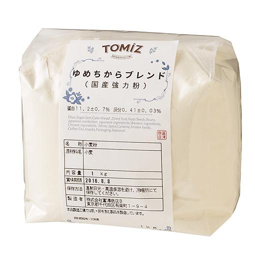 ゆめちからブレンド(横山製粉) / 1kg