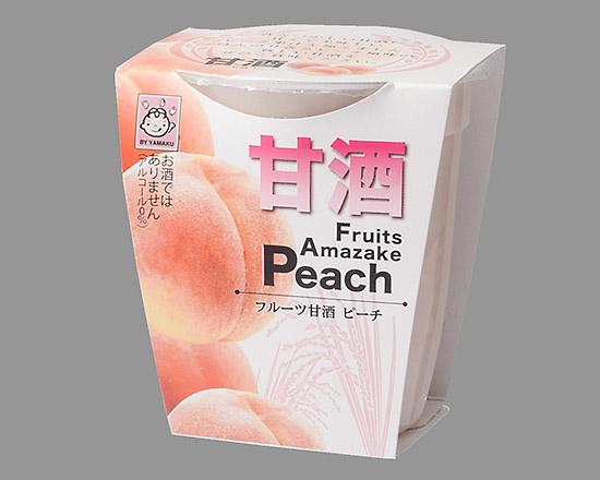 フルーツ甘酒 ピーチ / 180g