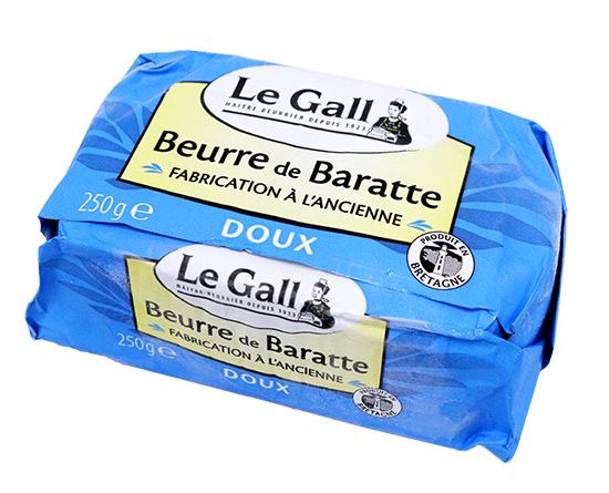 Le Gall フランス産バター(食塩不使用) / 250g
