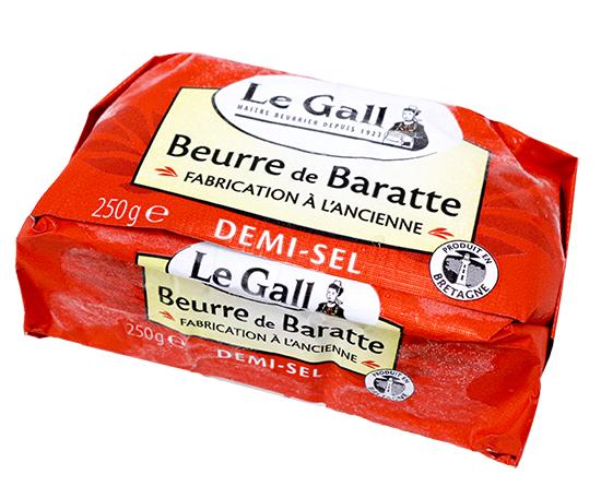Le Gall フランス産バター(加塩) / 250g