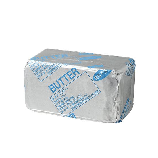 よつ葉乳業加工 ドイツ産バター(食塩不使用) / 450g