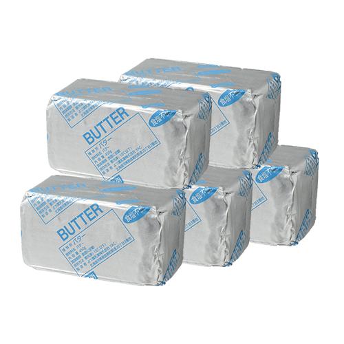 よつ葉乳業加工 ドイツ産バター(食塩不使用) / 450g×5個セット