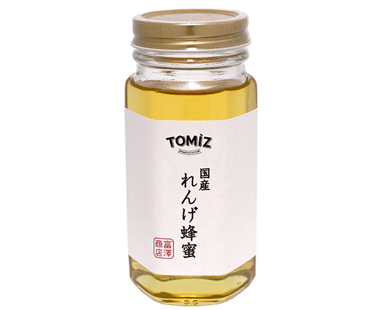 TOMIZ国産れんげ蜂蜜 / 250g