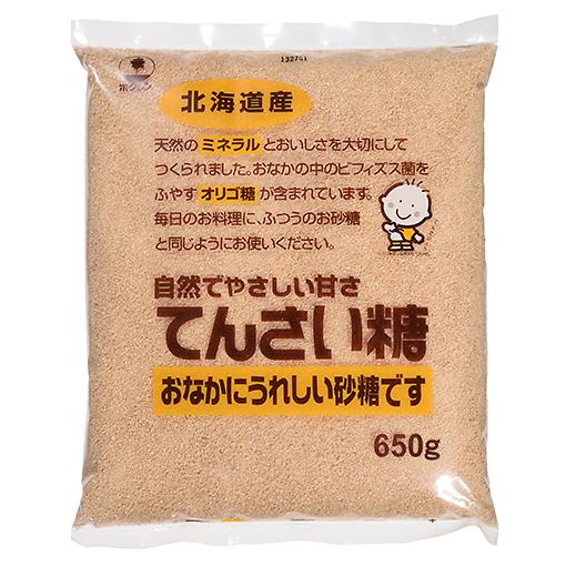 てんさい糖 / 650g