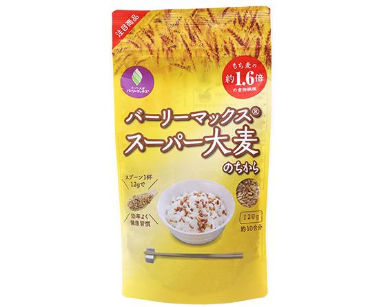スーパー大麦のちから / 120g
