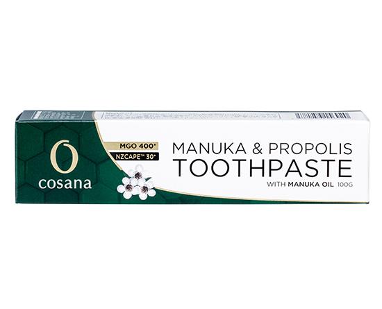 コサナ NZ産プロポリス&MGO400+マヌカハニー歯磨き粉 マヌカオ...