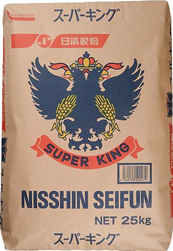 スーパーキング(日清製粉) / 25kg