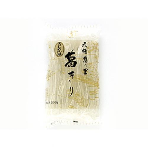 天極堂 葛きり(きしめん風) / 200g