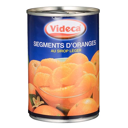 ビデカ オレンジセグメント