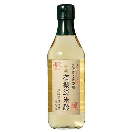 有機純米酢