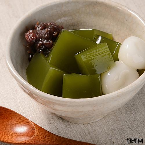 富澤寒天 ゼリーの素(抹茶) / 125g×2