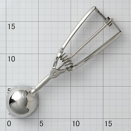 アイスクリームディッシャー 丸型 / #18 1コ