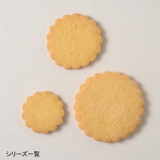 パテ抜型 菊 / #4×1個