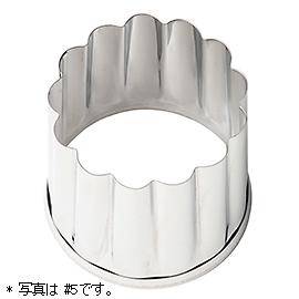 パテ抜型 菊 / #10×1個