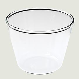 耐熱ガラス プリンカップ KBT904
