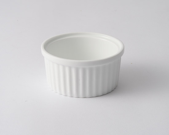 陶器製スフレ(M)